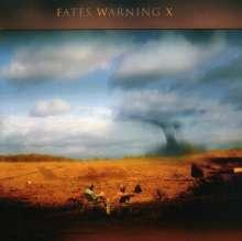 Fates Warning: X, CD
