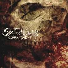 Six Feet Under: Commandment, CD