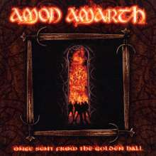 Amon Amarth: Once Sent From The Golden Hall, CD