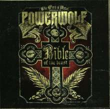 Powerwolf: Bible Of The Beast, CD