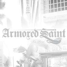 Armored Saint: La Raza, CD