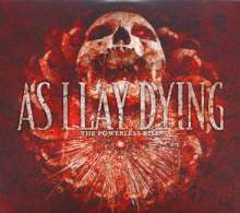 As I Lay Dying: The Powerless Rise, CD