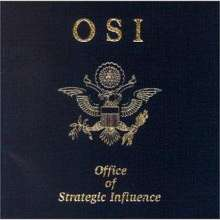 O.S.I.: Office Of Strategic Influence, 2 CDs