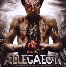 Allegaeon: Fragments Of Form & Function, CD