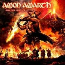 Amon Amarth: Surtur Rising (Standard Edition), CD