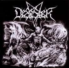 Desaster: Arts of Destruction (CD+DVD), 1 CD und 1 DVD