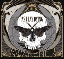 As I Lay Dying: Awakened (Limited Edition CD + DVD), CD