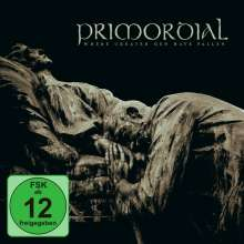 Primordial: Where Greater Men Have Fallen (Deluxe Edition) (CD + DVD), 1 CD und 1 DVD