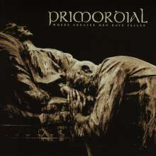 Primordial: Where Greater Men Have Fallen, CD