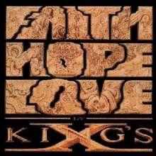King's X: Faith Hope Love, 2 LPs