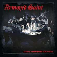 Armored Saint: Win Hands Down (Limited First Edition), 1 CD und 1 DVD