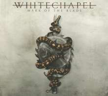 Whitechapel: Mark Of The Blade, CD