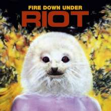 Riot: Fire Down Under (40 Years Of Riot) (remastered) (180g), LP