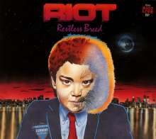 Riot: Restless Breed (40 Years Of Riot), CD