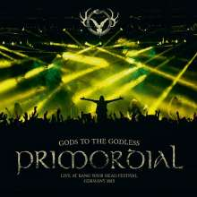 Primordial: Gods To The Godless (Live At Bang Your Head Festival Germany 2015) (Limited Edition), CD