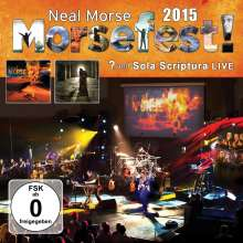 Neal Morse: Morsefest 2015 - ? And Sola Scriptura Live, 4 CDs und 2 DVDs