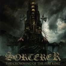 Sorcerer: The Crowning Of The Fire King, CD