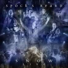 Spock's Beard: Snow: Live (Limited-Edition) (Blue Marbled Vinyl), 3 LPs
