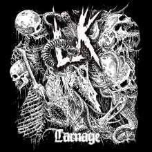 Lik: Carnage, CD