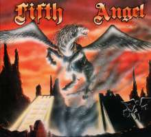 Fifth Angel: Fifth Angel (Limited Edition), CD