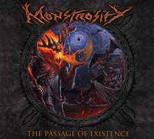 Monstrosity: The Passage of Existence, CD