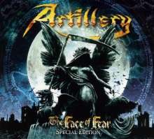 Artillery: The Face Of Fear (Special-Edition), CD