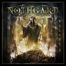 Nothgard: Malady X (180g), LP