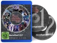 Neal Morse: Morsefest 2017: The Testimony Of A Dream, 2 Blu-ray Discs