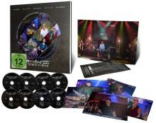Neal Morse: Morsefest 2017: The Testimony Of A Dream (Limited-Artbook), 9 CDs
