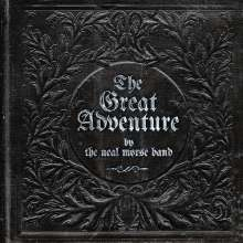 Neal Morse: The Great Adventure (Deluxe Edition), 2 CDs und 1 DVD