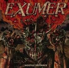 Exumer: Hostile Defiance, CD