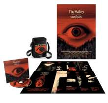 Whitechapel: The Valley (Limited-Edition-Boxset), 1 CD und 1 Merchandise