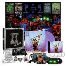 "Cirith Ungol: I'm Alive (Limited Handnumbered Deluxe Box Set), 2 CDs, 3 DVDs, 2 LPs, 1 Single 12"" und 4 Merchandise"