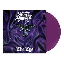 King Diamond: The Eye (Limited Edition) (Aubergine Marbled Vinyl), LP