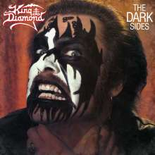 King Diamond: The Dark Sides EP (Limited Edition) (Red/Orange/White Marbled Vinyl), LP