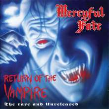 Mercyful Fate: Return Of The Vampire (Collection Series), CD