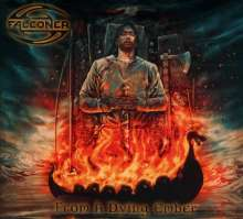 Falconer: From A Dying Ember, CD