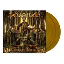 Sorcerer: Lamenting Of The Innocent (Limited Edition) (Ochre Brown Marbled Vinyl), 2 LPs