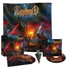 Ensiferum: Thalassic (Deluxe Edition), 2 CDs und 1 Merchandise