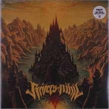Rivers Of Nihil: Monarchy (Beer W/ Black Splatter Vinyl), LP