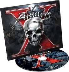 Artillery: X (Limited Edition), CD