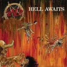 Slayer: Hell Awaits (Orange/Red Splatter Vinyl), LP