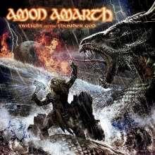 Amon Amarth: Twilight Of The Thunder God (180g), LP