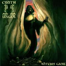 """Cirith Ungol: Witch's Game (180g), Single 12"""""""
