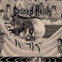 Sacred Reich: Awakening (Limited Edition) (Clear + Red Marbled Vinyl), LP
