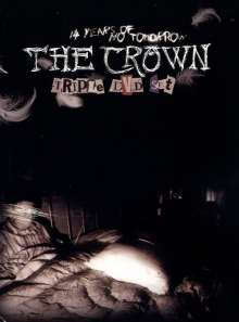 Crown: 14 Years Of No Tomorrow, 3 DVDs
