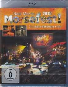 Neal Morse: Morsefest 2015 - ? And Sola Scriptura Live, 2 Blu-ray Discs