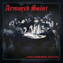 Armored Saint: Win Hands Down (Deluxe Edition), 1 CD und 1 DVD