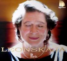 Elisabeth Leonskaja - Paris, CD