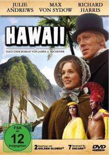 Hawaii (1966), DVD